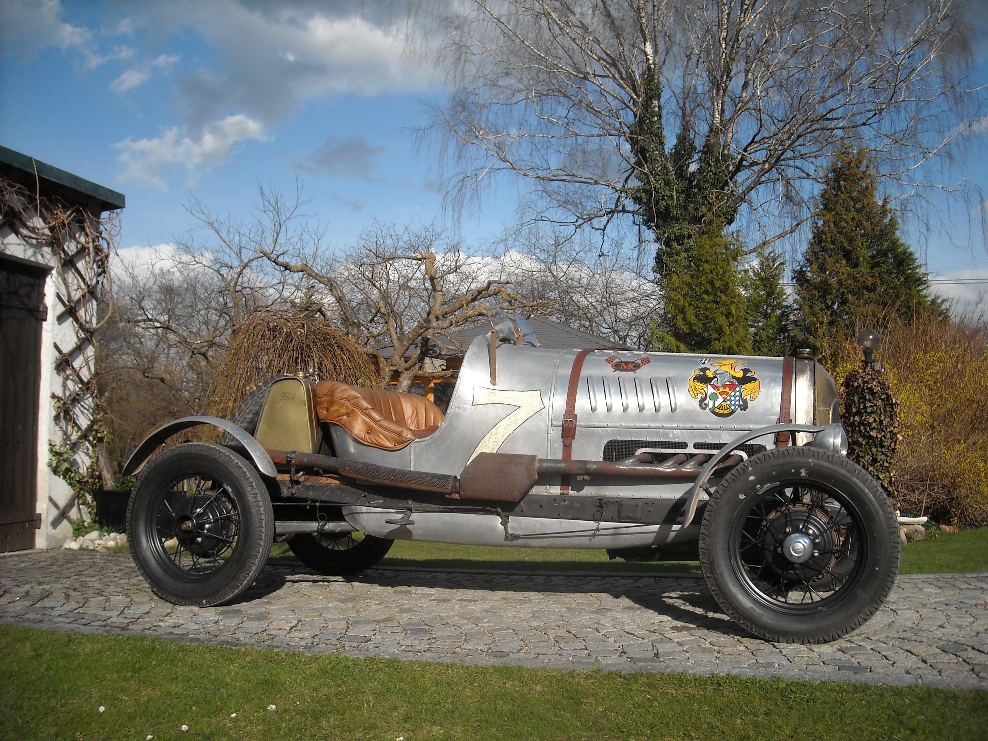 Ford a speedster iron age garage for Garage ford auch